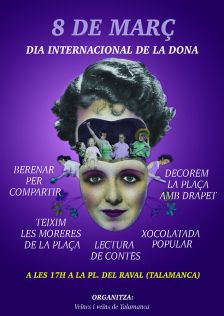 8M Dia Internacional de la Dona