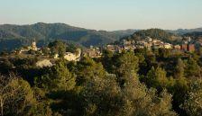 Vista panoràmica de Talamanca