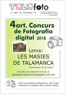 IV Concurs fotografia digital 2018